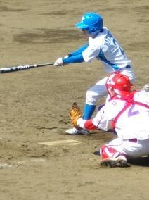 高田・中村選手