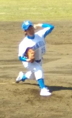 高田・嶋村投手