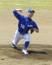 JR・及川投手