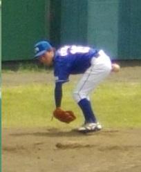 JR・千葉投手