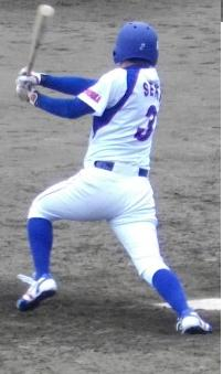 JR・関選手