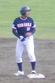 盛岡市立・熊谷亨選手