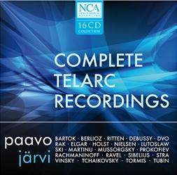 Paavo Jarvi Complete Telarc Recordings【最安値16CD】パーヴォ・ヤルヴィ・テラーク・レコーディングス全集