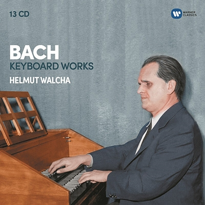 Helmut Walcha J.S.Bach Keyboard Works【最安値13CD】ヘルムート・ヴァルヒャJ.S.バッハ キーボード・ワークス