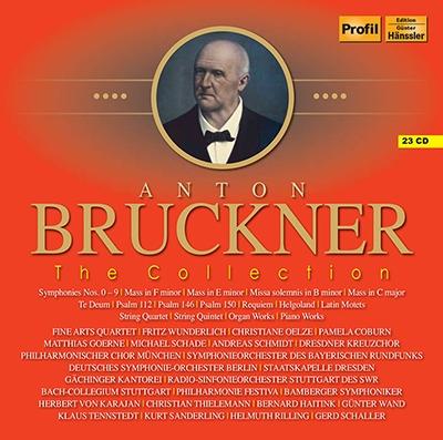 Anton Bruckner - The Collection【最安値23CD】ブルックナー・エディション(2017年改訂版)