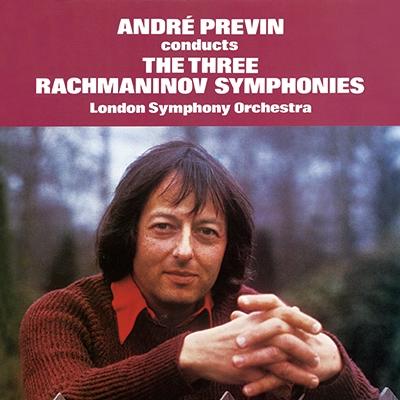 アンドレ・プレヴィン ラフマニノフ 交響曲第1番-第3番 管弦楽作品集【最安値3CD】<タワーレコード限定>