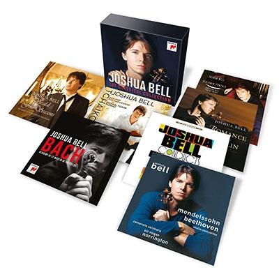 Joshua Bell The Classical Collection【最安値14CD】ジョシュア・ベル ザ・クラシカル・コレクション<完全生産限定盤>