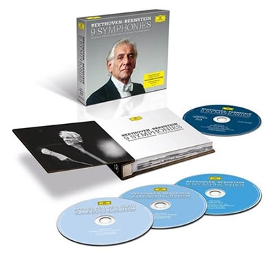 Leonard Bernstein Beethoven The Symphonies【最安値5CD_Blu-ray Audio】レナード・バーンスタイン ベートーヴェン交響曲全集
