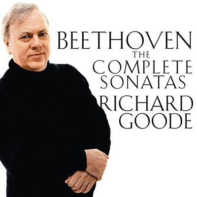 Richard Goode Beethoven The Complete Piano Sonatas【最安値10CD】