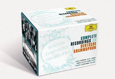 Boston Symphony Orchestra The Complete Recordings on Deutsche Grammophon Seiji Ozawa【最安値57CD】ボストン交響楽団 ドイツ・グラモフォン録音全集 小澤征爾