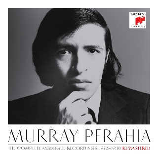 Murray Perahia The Complete Analogue Recordings 1972-1979 Remastered【最安値15CD】マレイ・ペライア アナログ録音全集1972-1979 (リマスター)