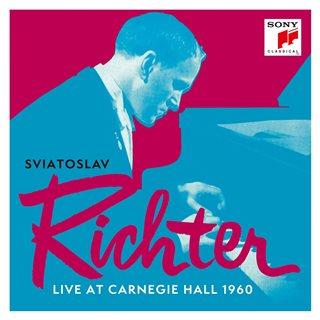 Sviatoslav Richter Live at Carnegie Hall【最安値13CD】スヴャトスラフ・リヒテル ライヴ・アット・カーネギー・ホール<完全生産限定盤>