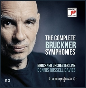 Dennis Russell Davies The Complete Bruckner Symphonies【最安値11CD】デニス・ラッセル・デイヴィス ブルックナー交響曲全集