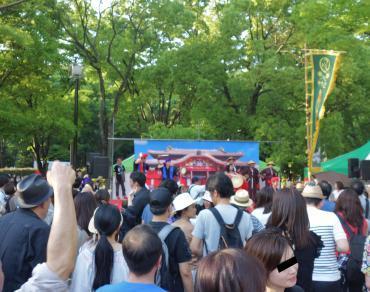 首里城ステージ