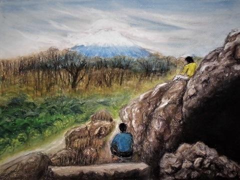17.5.10 山行・お鷹の道~殿ヶ谷庭園~滄浪泉園 (4)