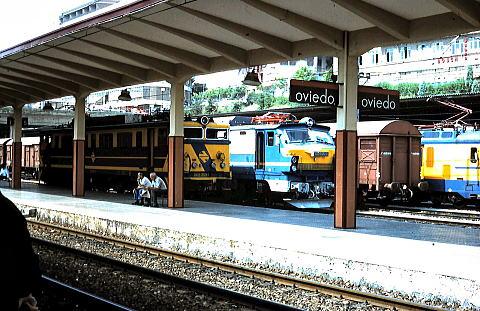 269-309 y 251-030 Oviedo agosto89