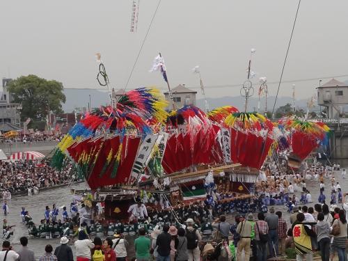 川渡神幸祭