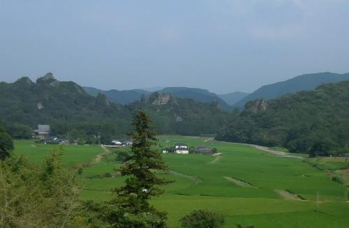 田染庄展望台