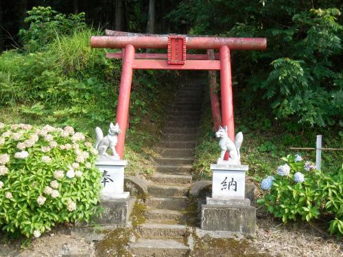 間戸稲荷神社