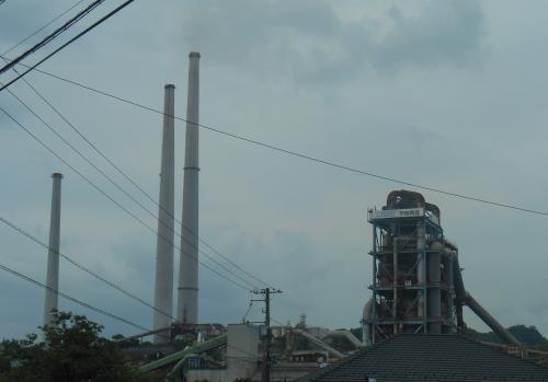 セメント工場2