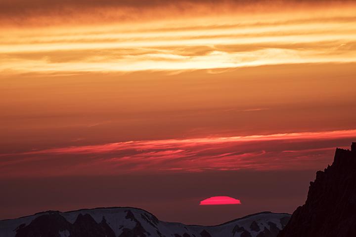 170626 夕陽