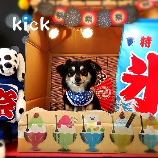 kick 山本