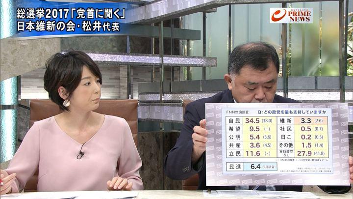 2017年10月16日秋元優里の画像07枚目