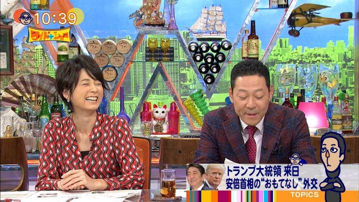 2017年11月05日秋元優里の画像05枚目