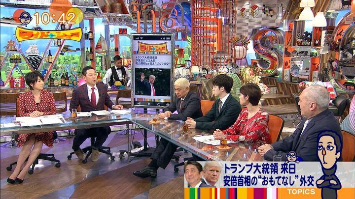 2017年11月05日秋元優里の画像06枚目