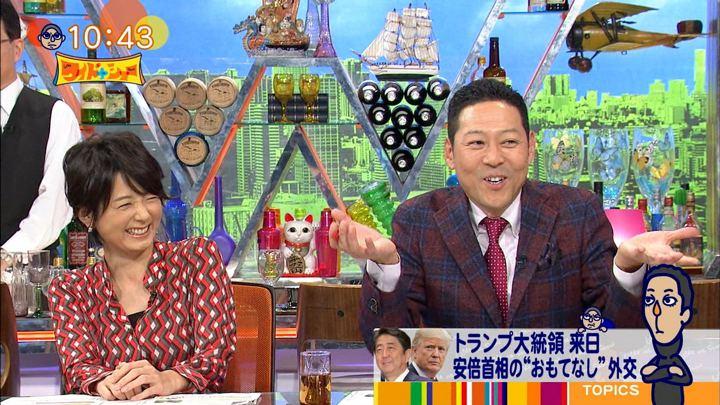 2017年11月05日秋元優里の画像07枚目