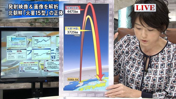 2017年11月30日秋元優里の画像06枚目