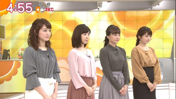 2017年10月12日新井恵理那の画像01枚目