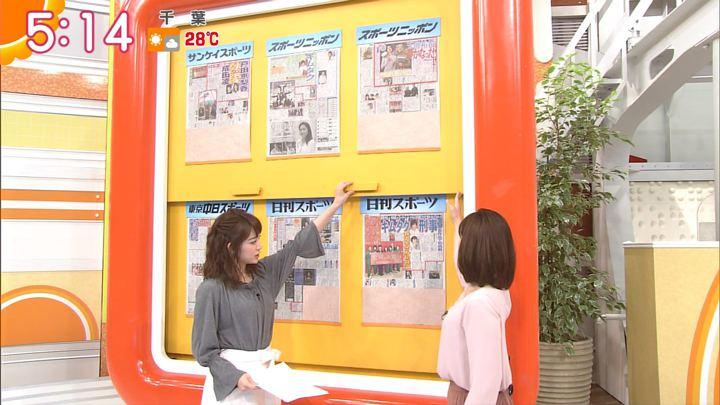 2017年10月12日新井恵理那の画像06枚目
