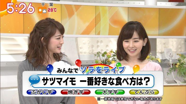 2017年10月12日新井恵理那の画像10枚目