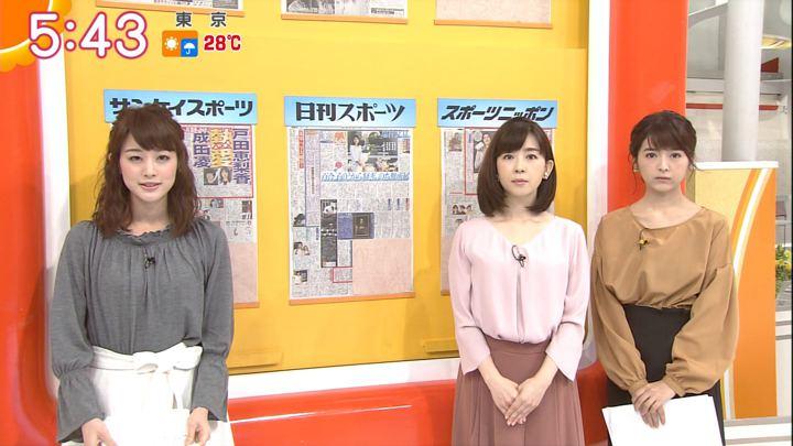 2017年10月12日新井恵理那の画像11枚目