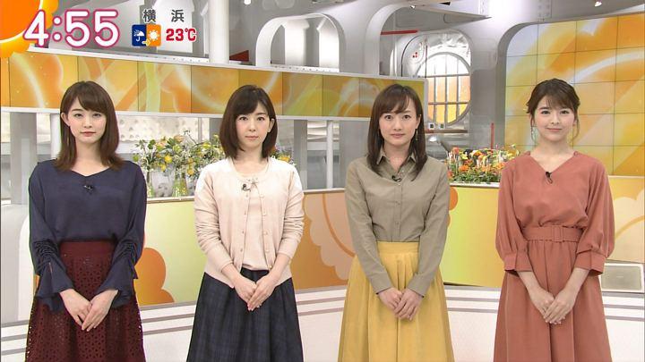 2017年10月23日新井恵理那の画像01枚目