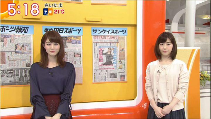 2017年10月23日新井恵理那の画像10枚目