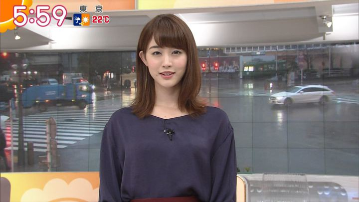 2017年10月23日新井恵理那の画像19枚目