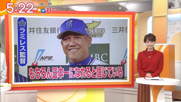 2017年11月03日新井恵理那の画像11枚目