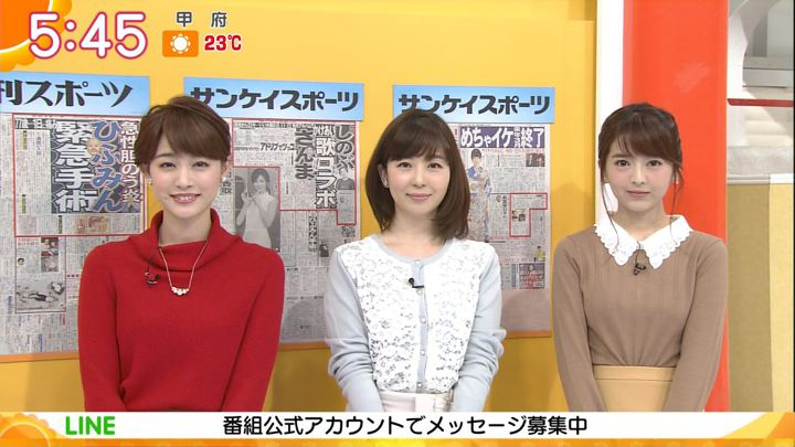 2017年11月03日新井恵理那の画像14枚目