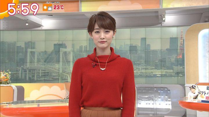 2017年11月03日新井恵理那の画像15枚目