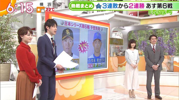 2017年11月03日新井恵理那の画像20枚目