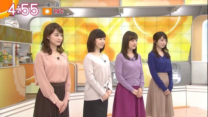 2017年11月09日新井恵理那の画像01枚目