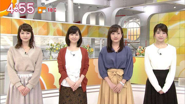2017年11月10日新井恵理那の画像01枚目