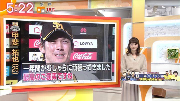 2017年11月10日新井恵理那の画像08枚目