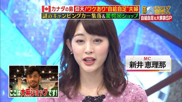 2017年11月13日新井恵理那の画像41枚目