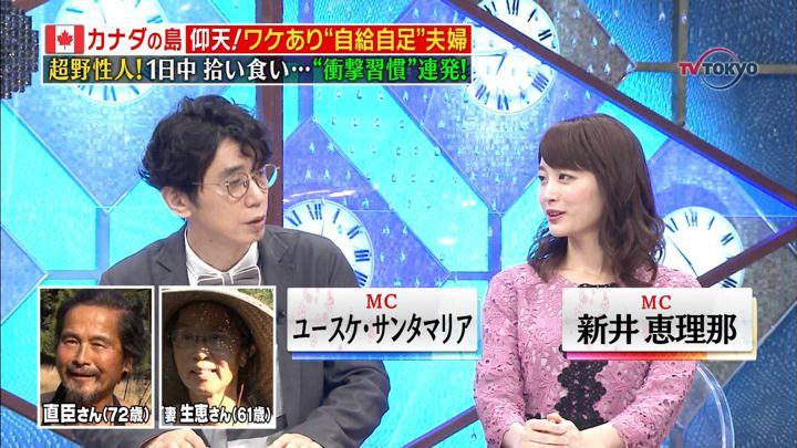 2017年11月13日新井恵理那の画像46枚目