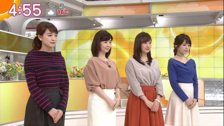 2017年11月14日新井恵理那の画像01枚目