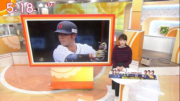 2017年11月14日新井恵理那の画像10枚目