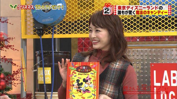 2017年12月24日新井恵理那の画像14枚目